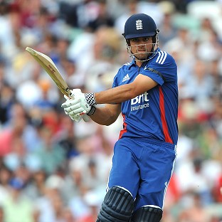 Alastair Cook hailed the depth of England's pace bowling