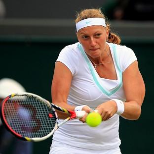 Western Telegraph: Petra Kvitova has sailed past American Varvara Lepchenko, dropping just one game
