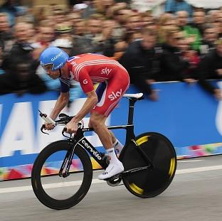 The Tour de France is under way with a prologue event in Liege, and David Millar is a provisional second