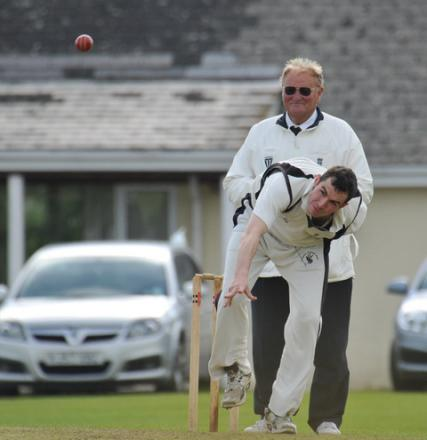 Patrick Hannon took seven wickets for Neyland. Picture: Ian Miller