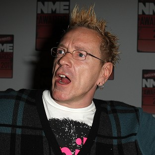 John Lydon argued with an MP about drugs on Question Time