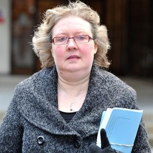 Angela Pearson was convicted of the manslaughter of her 82-year-old mother Eileen