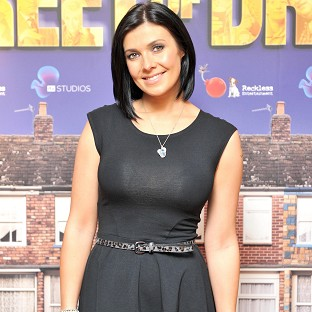 Kym Marsh says her wedding is going full steam ahead