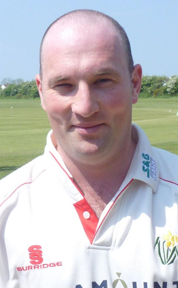 Skipper Simon Holliday took three wickets and scored 58 runs for Haverfordwest.