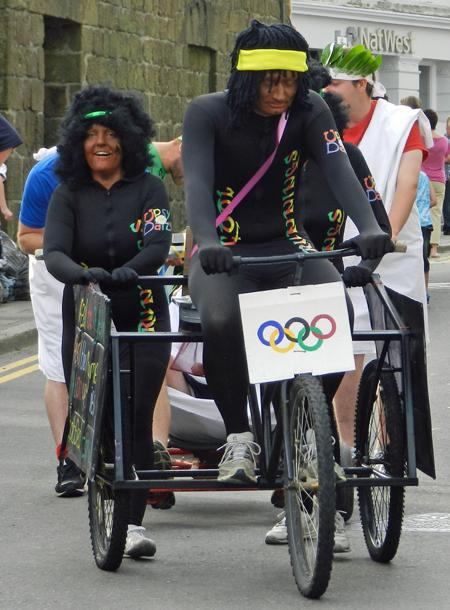 Narberth pram push 2012. Some pictures are available for purchase.
