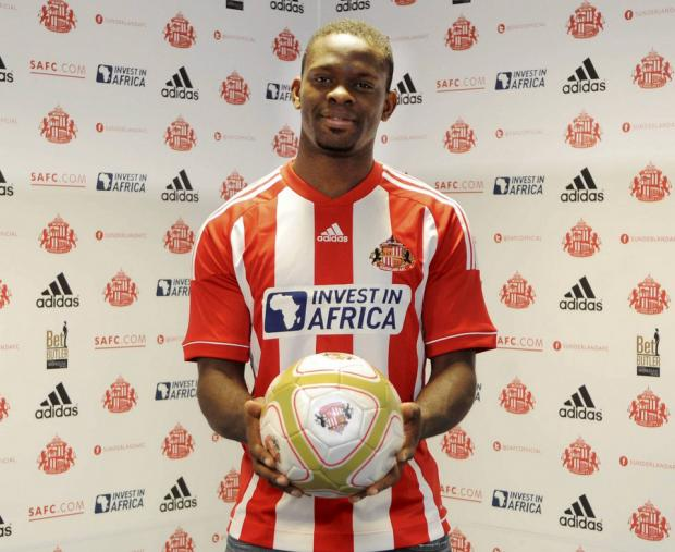 NEW SIGNING: Louis Saha