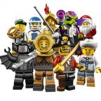 Western Telegraph: WIN new Lego Minifigures