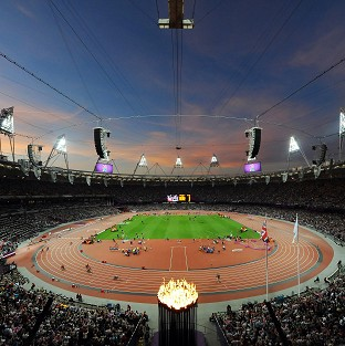 The London Grand Prix will be held at the Olympic Stadium