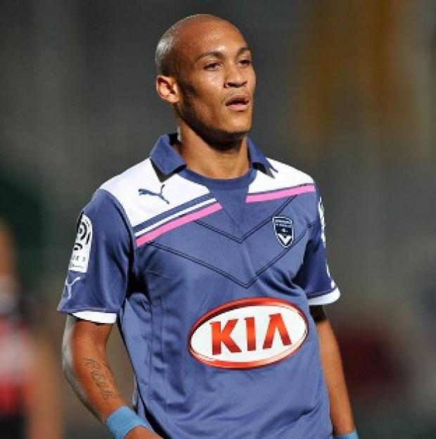 Yoan Gouffran is hoping to fire Newcastle to Barclays Premier League safety