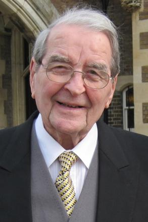 Malcolm Green MBE who died in June after surgery for cancer