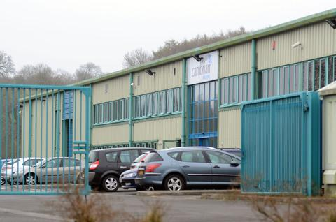 The Cambrian Windows factory is to close with the loss of 120 jobs. PICTURE: Martin Cavaney Photography.