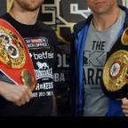 Carl Froch, left, is determined to set the record straight when he fights Mikkel Kessler
