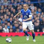 Leon Osman has been at Everton since he was an apprentice, making 284 league appearances