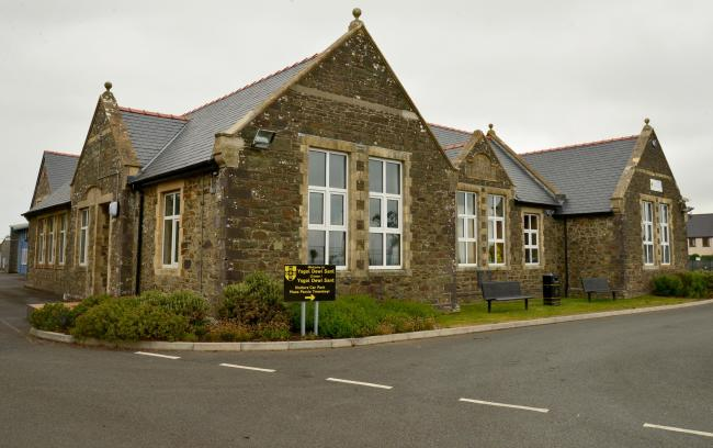 Under review Ysgol Dewi Sant tops list of county's schools