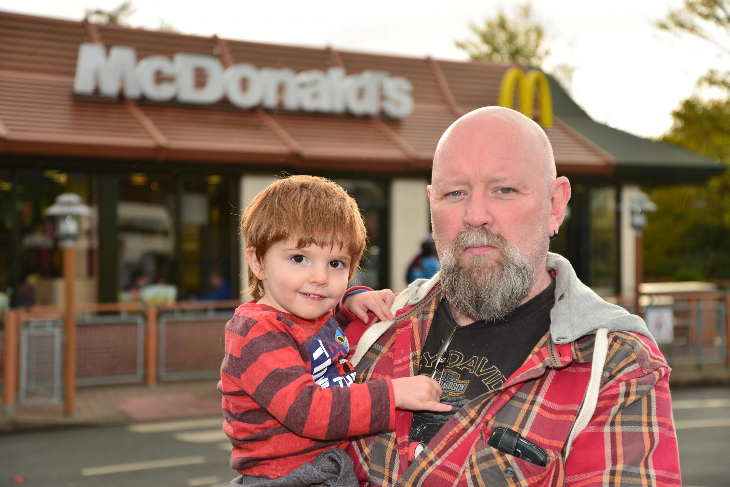 McDonald's sorry over 'disgusting' music played at Haverfordwest restaurant