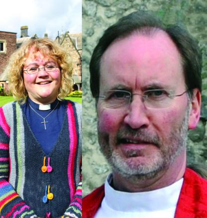 Two Pembrokeshire priests announce their engagement