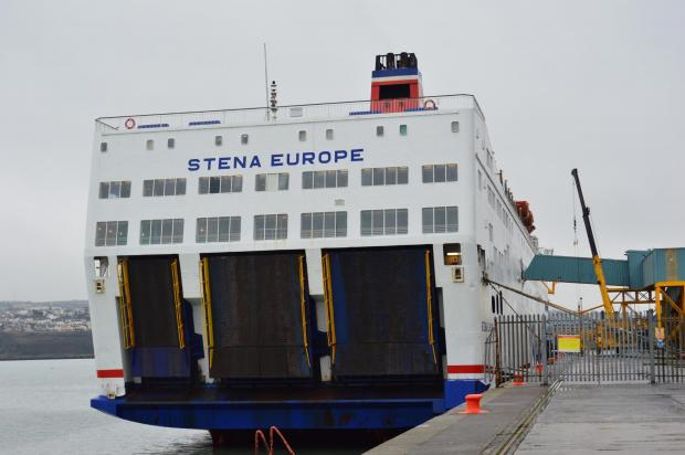 'Morale low' as Stena Line proposes pay freezes and longer work