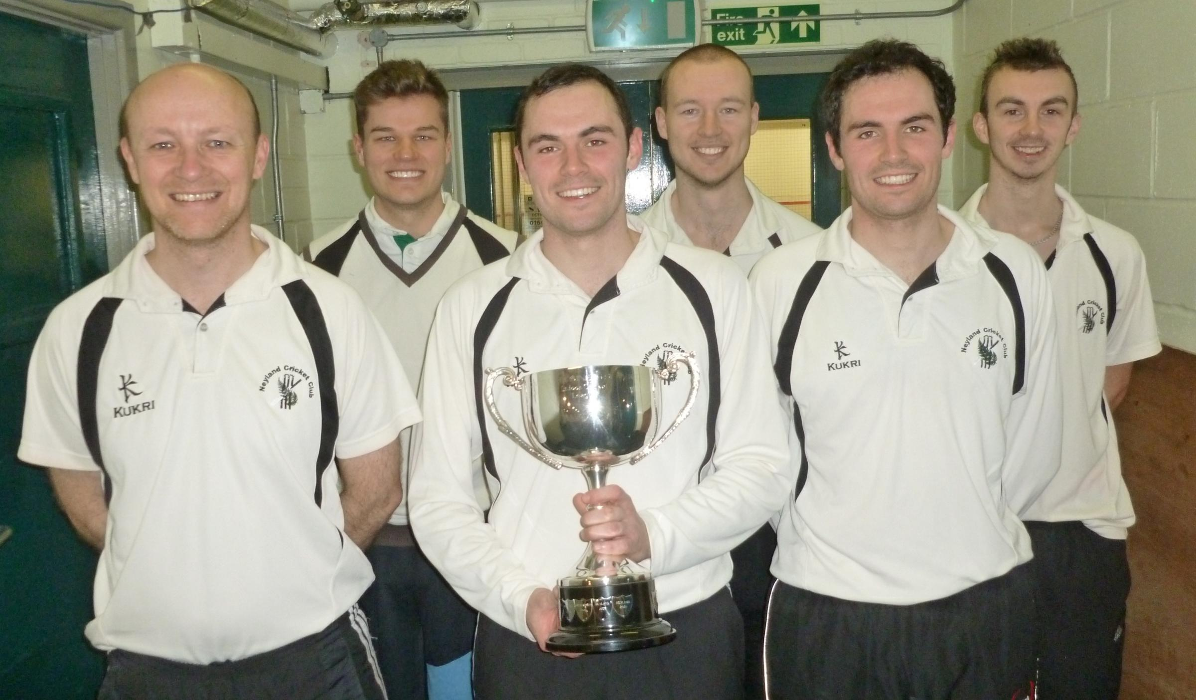 Neyland make it six indoor titles in a row