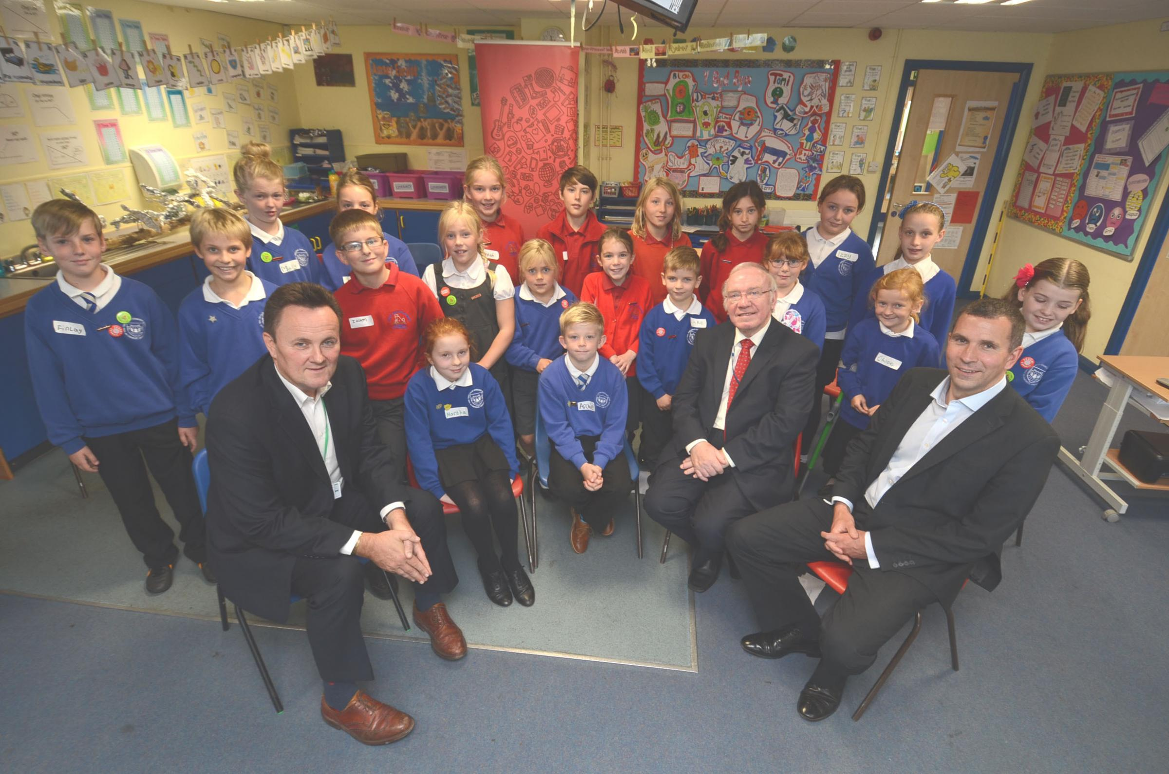 £8.3m investment as two new Tenby schools get thumbs up