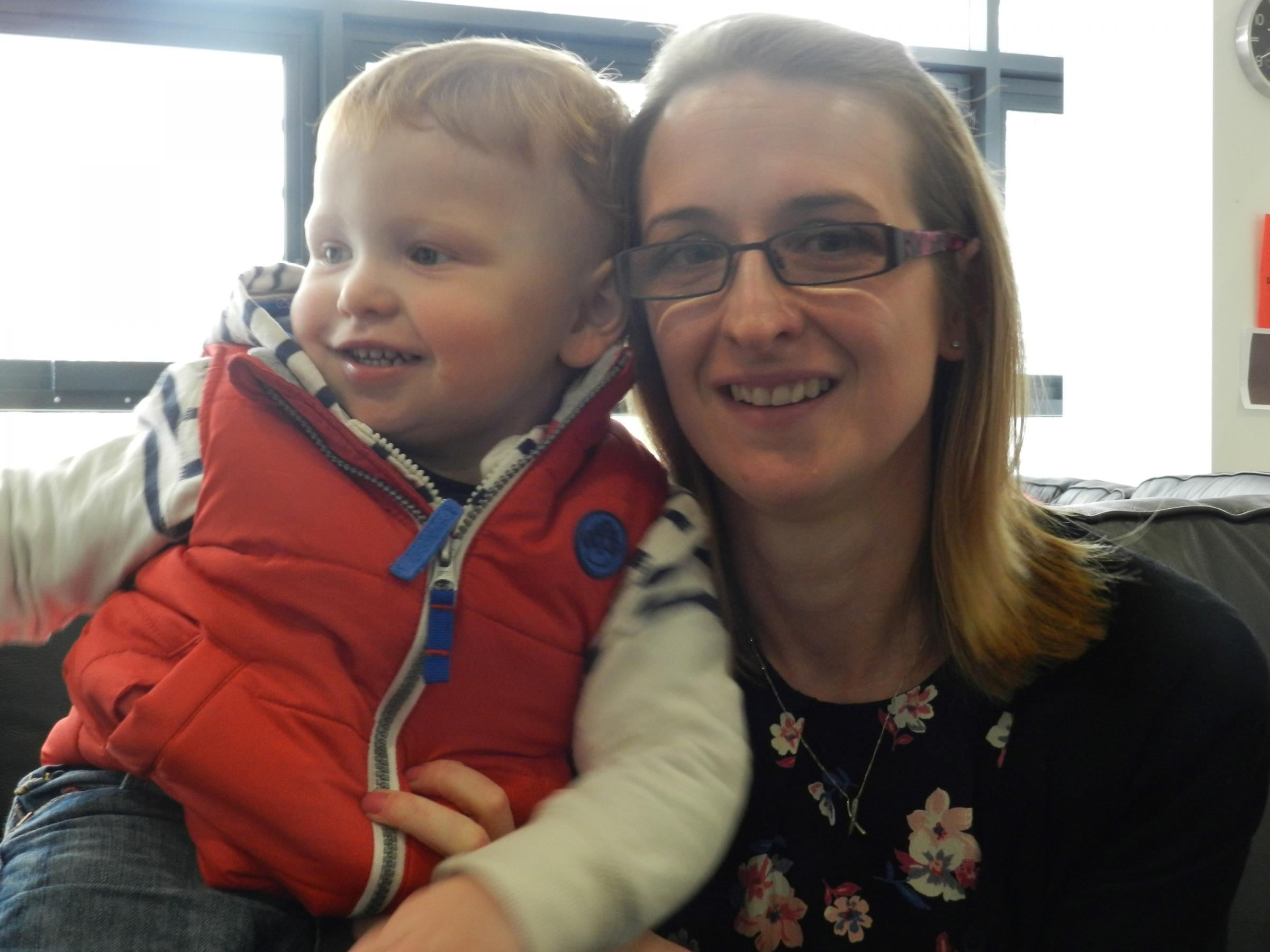 Mum on a mission for Heart Research Fund