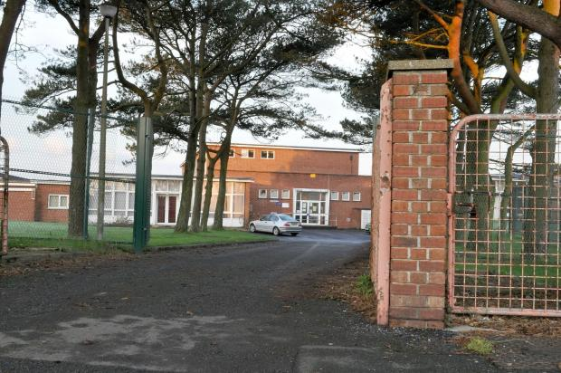 SHAKE-UP FEARS: The site of the Pupil Referral Unit in Neyland.  (5232200)
