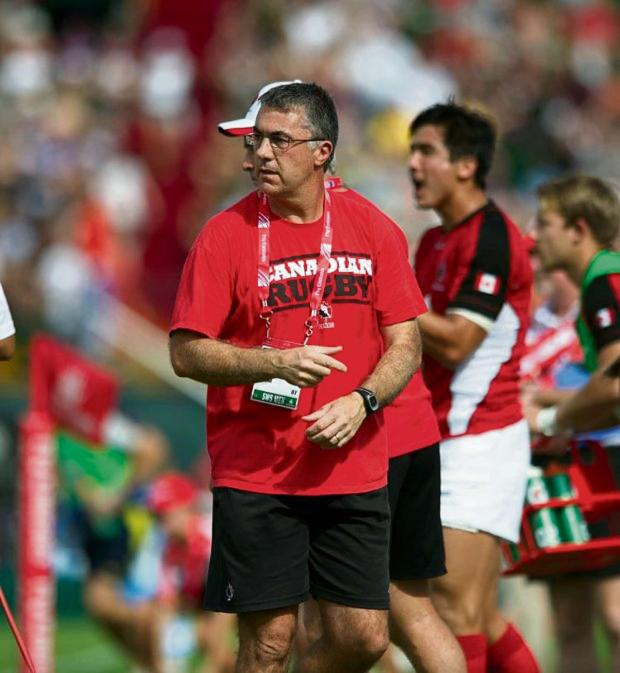 Western Telegraph: NEW JOB: Geraint John leaves Rugby Canada to join Australia as Sevens Head Coach.