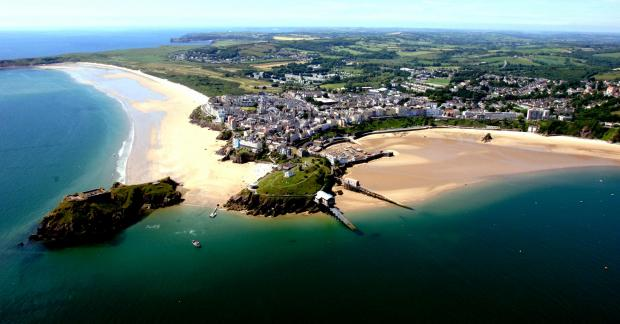Tenby beach declared most beautfiul in Europe