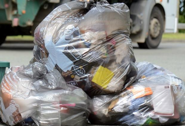 'People could be putting dead bodies in them' - councillors consider move to open your black bin bags at recycling centres