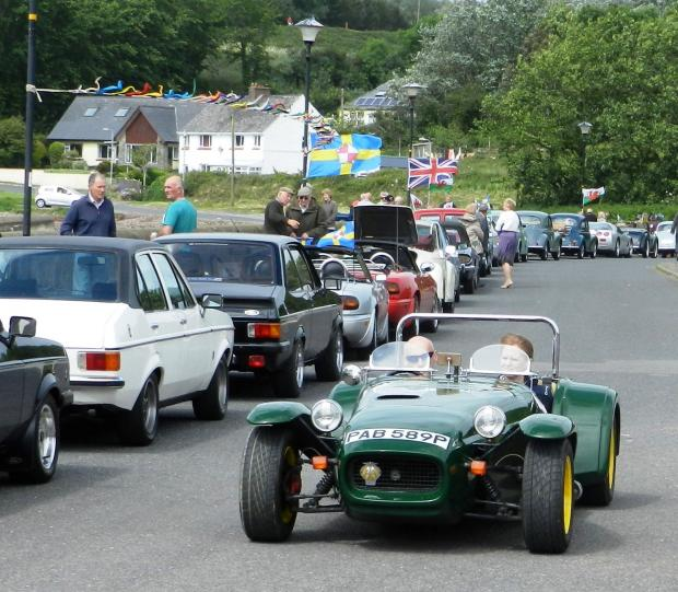 Classic car enthusiasts to take to county's roads