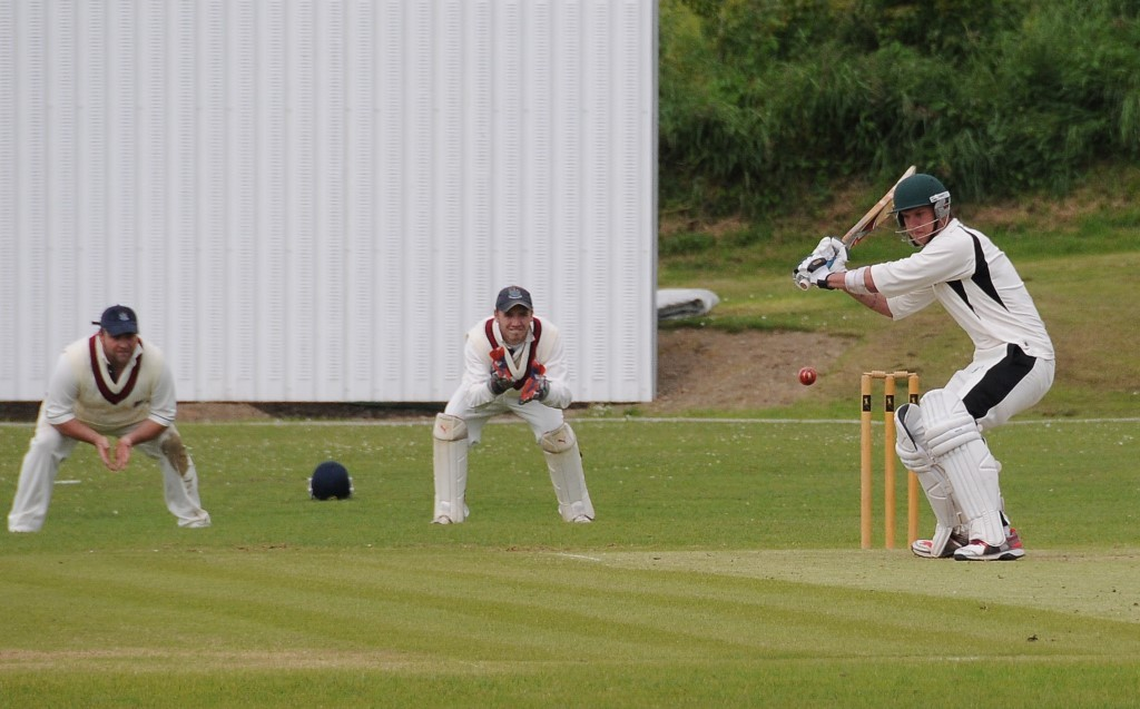 TOP KNOCK: Nathan Banner struck an excellent 86 for Neyland that included 10 fours and three sixes. PICTURE: Ian Miller. (6943812)