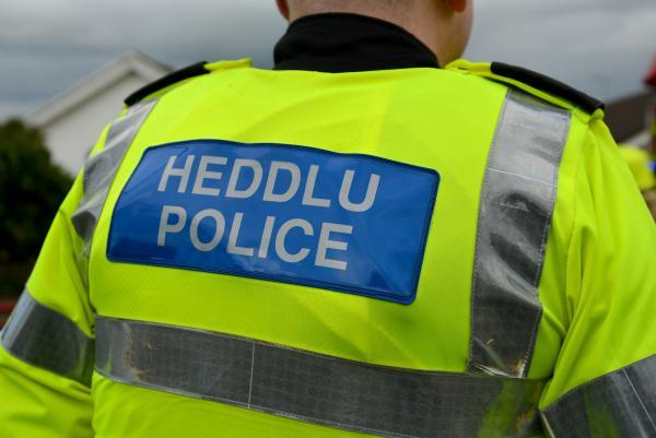 A suspected emergency hoax call has been reported to Dyfed-Powys police.