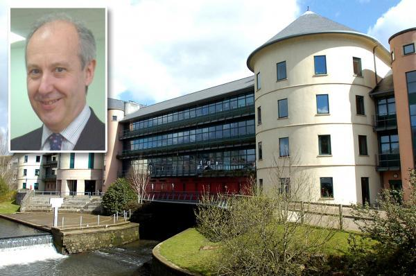 Pembrokeshire County Council chief executive transferred 'unlawful' pension cash to his wife, confidential letter reveals