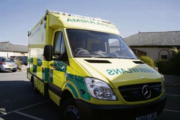 Pembrokeshire ambulance crews 'at breaking point'