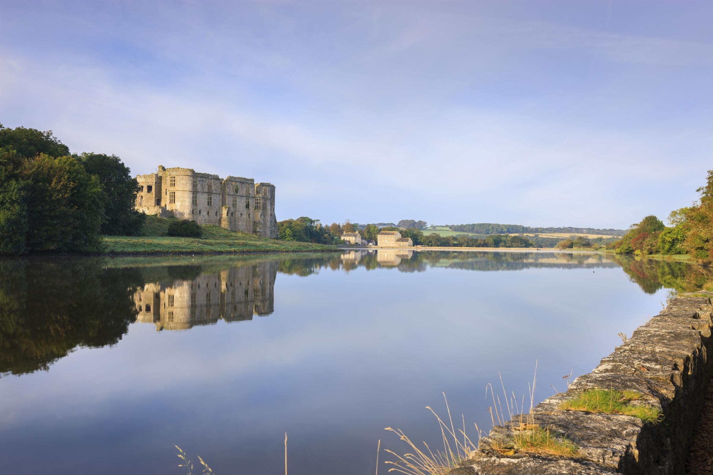 Carew Castle (8611881)