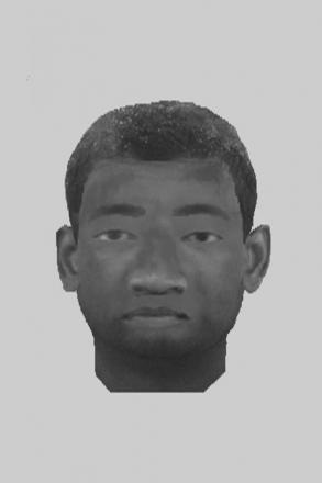 CARAVAN ASSAULT: Police have released an e-fit of a man they want to speak to in connection to an assault at Caerfai Bay caravan park.