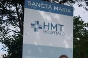 Hospital director Stuart Hammond at the current HMT Sancta Maria site in Swansea. The healthcare provider has announced it is to build a new state-of-the-art hospital in south west Wales. (8796209)