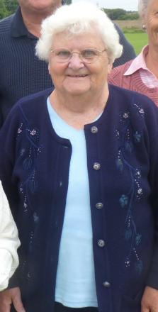 SAD LOSS: Beryl Marsh died while travelling to watch her beloved Carew Cricket Club. (9171222)