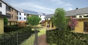 The £9m Bro Preseli Family Housing facility opens its doors today (Monday).