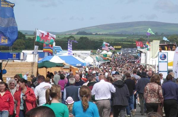 THE SHOW WILL GO ON: This year's County Show offers something for everyone whatever the weather.