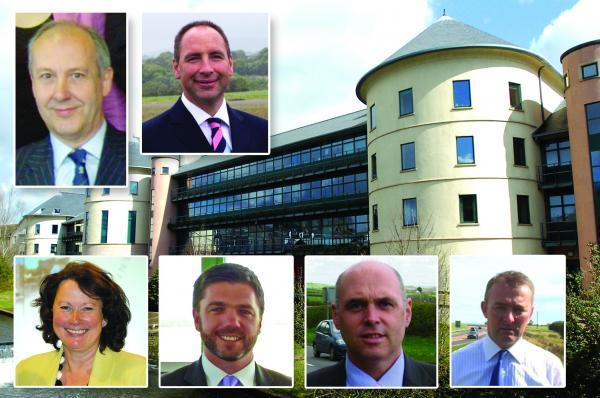 Pembrokeshire is suffering as a result of the controversies at County Hall, say our MPs and AMs.
