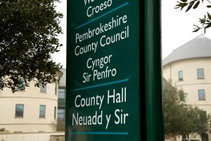 Pembrokeshire County Council not interested in voluntary merger with Ceredigion