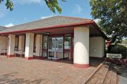 HEALTH HUB: Pembroke Dock Library is to become a health hub.  (11619665)