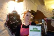 GREAT ADVICE:  Goodwick's Farmhouse Kitchen is the proud recipient of a Trip Advisor certificate of excellence. (11865138)