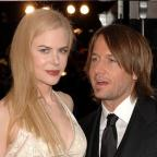 Western Telegraph: Nicole Kidman has praised husband Keith Urban for his support since the death of her father