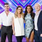 Western Telegraph: Simon Cowell, pictured with his fellow judges, has warned X Factor contestants they need to up their game if they want to continue in the show (Syco/Thames TV/ITV/PA)