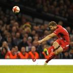 Western Telegraph: Wales' Leigh Halfpenny is aiming to defeat New Zealand