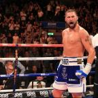 Western Telegraph: Tony Bellew, pictured, beat Nathan Cleverly