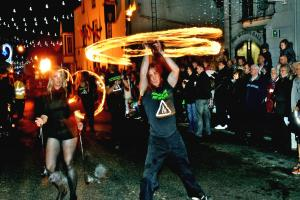 VIDEO: Narberth Winter Carnival 2014