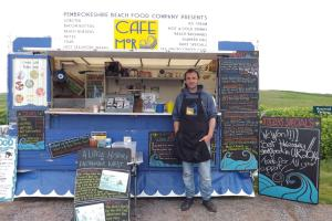 Food 'Oscars' award for Pembroke Dock food company