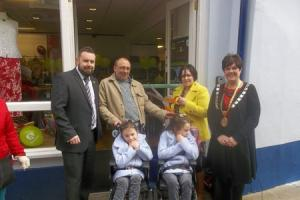 Lucky day for Ty Hafan in Tenby